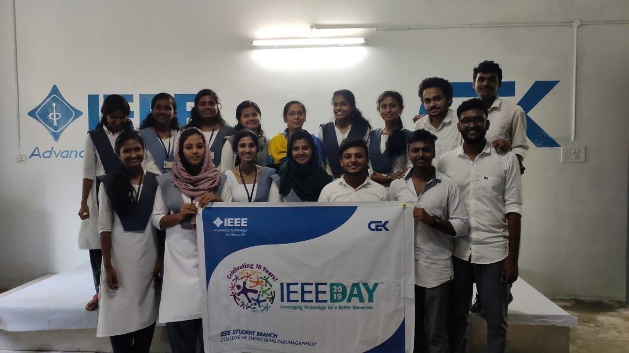 22.IEEE Day Celebration 2019